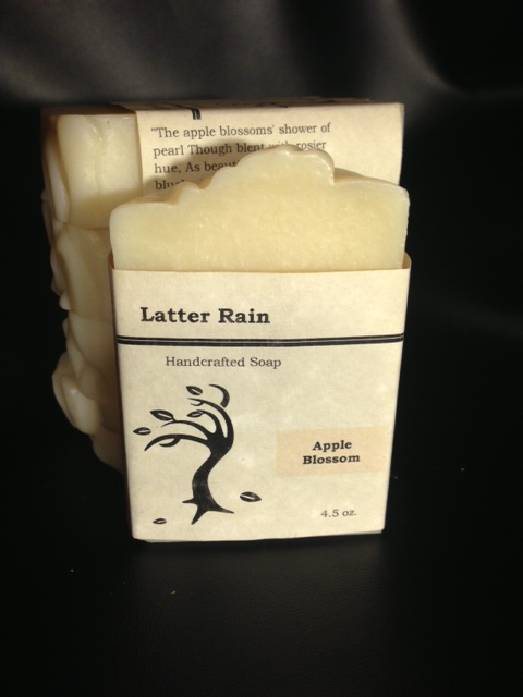 Apple Blossom Bath Soap