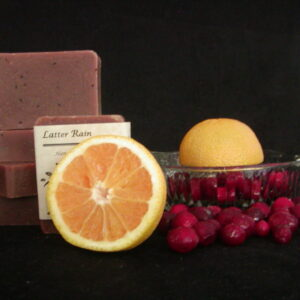 Cranberry Relish Soap