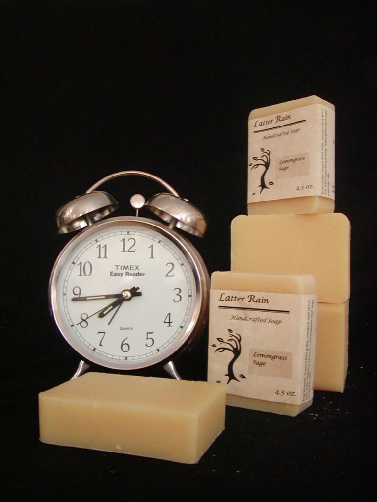 Lemongrass Sage Bath Soap