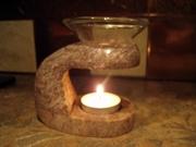 Modern Soapstone Oil Burner