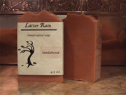Sandlalwood Bath Soap